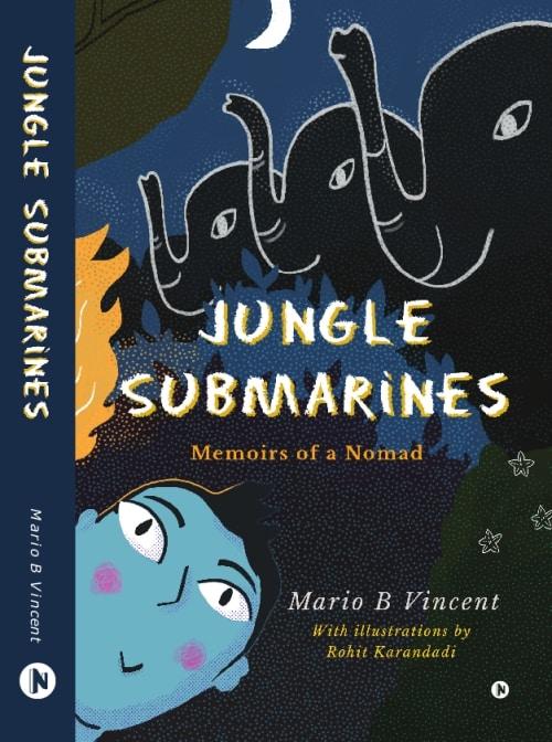 Jungle Submarines Book